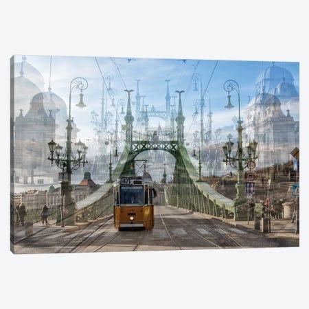 Tram 47 Canvas Print #LTT6} by Massimo Della Latta Canvas Print