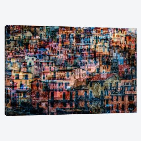 Manarola 1 Canvas Print #LTT8} by Massimo Della Latta Canvas Artwork