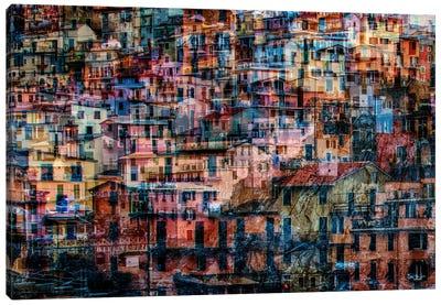 Manarola 1 Canvas Art Print