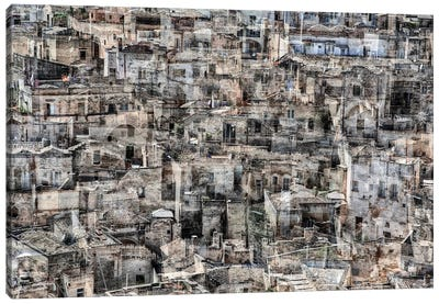 Matera Canvas Art Print