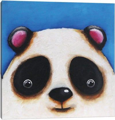The Panda Bear Canvas Art Print