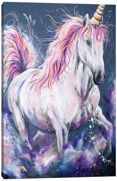 Magic Canvas Art Print