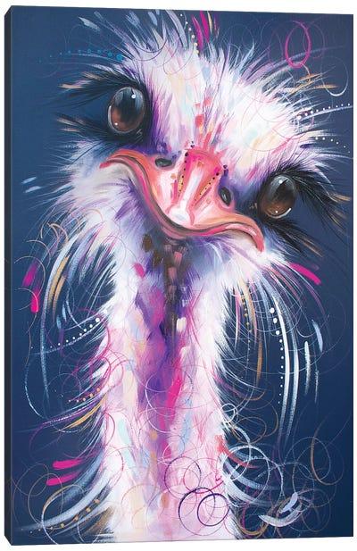 A Friendly Face Canvas Art Print