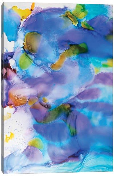 Coral Under Water Canvas Art Print