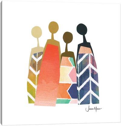 Rainbow Friends Canvas Art Print