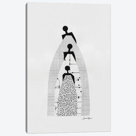 Generations Canvas Print #LUL70} by LouLouArtStudio Canvas Art