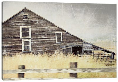 Days Gone By Canvas Art Print