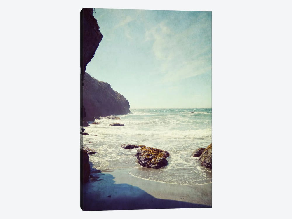 End Of The Beach by Lupen Grainne 1-piece Art Print