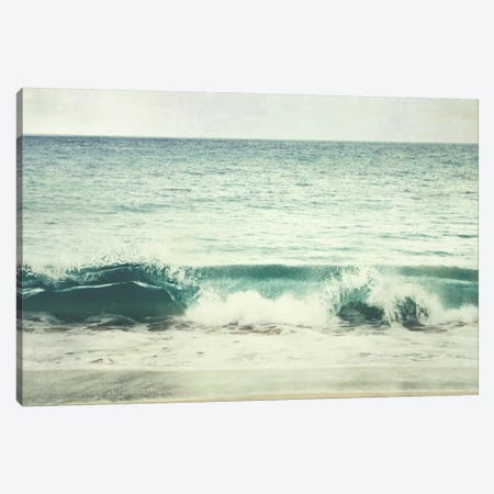 Glass Wave Canvas Print #LUP17} by Lupen Grainne Art Print
