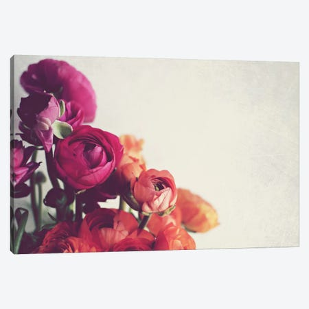Lovely Day Canvas Print #LUP21} by Lupen Grainne Art Print