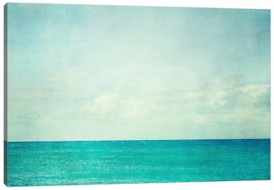Aqua Dream Canvas Art Print