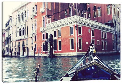 Venice Dream Canvas Art Print