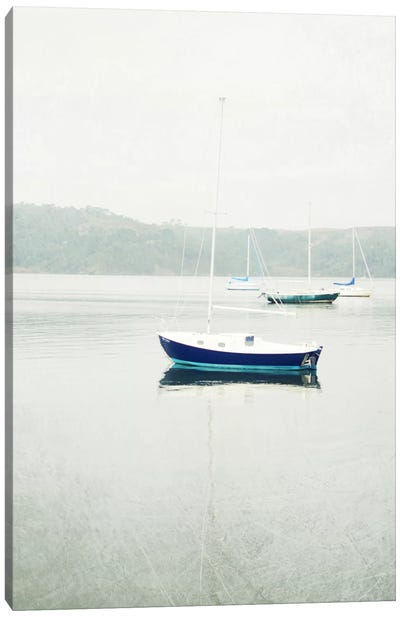 While Waiting Canvas Print #LUP33