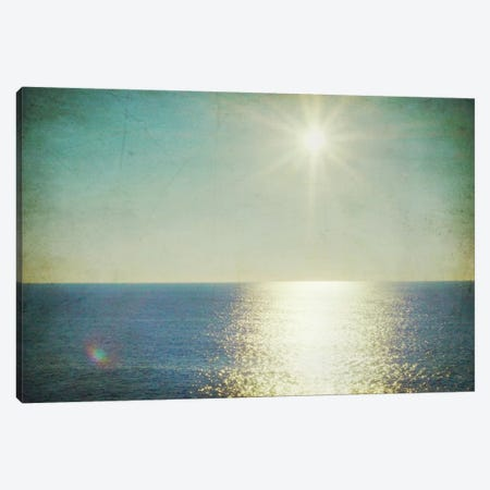 Sun Flare  Canvas Print #LUP39} by Lupen Grainne Canvas Artwork