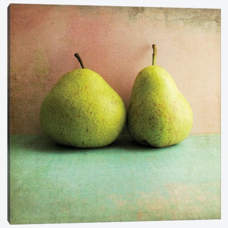 Two Pears 3-Piece Canvas #LUP42} by Lupen Grainne Canvas Print