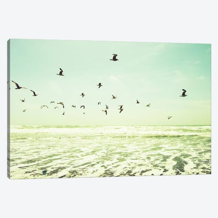 Bright Sunny Day Canvas Print #LUP6} by Lupen Grainne Canvas Wall Art