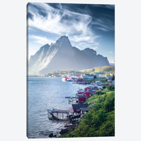 Reine Classic Canvas Print #LUR110} by Lauri Lohi Canvas Art