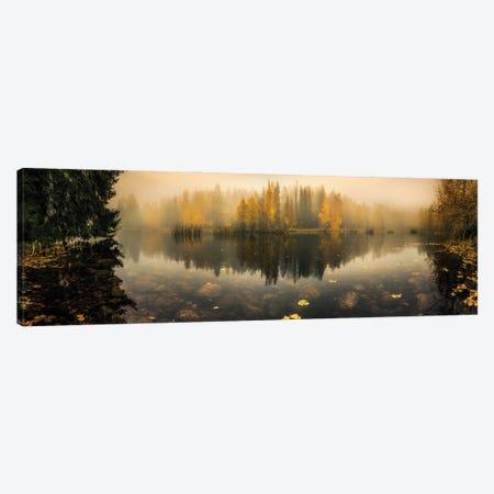 Transparent Mirror Canvas Print #LUR126} by Lauri Lohi Canvas Art