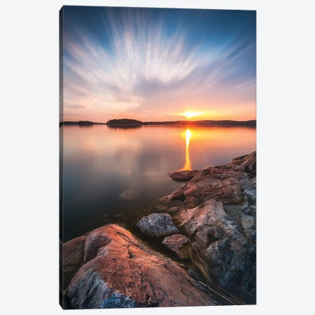 171 Seconds Canvas Print #LUR73} by Lauri Lohi Canvas Artwork