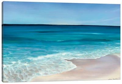 Rippling Waves Canvas Art Print