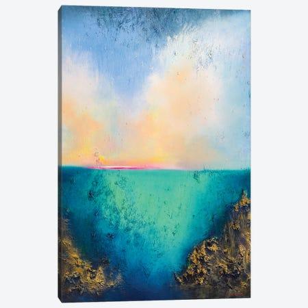 From The Deep I Canvas Print #LUV10} by Larissa Uvarova Canvas Art