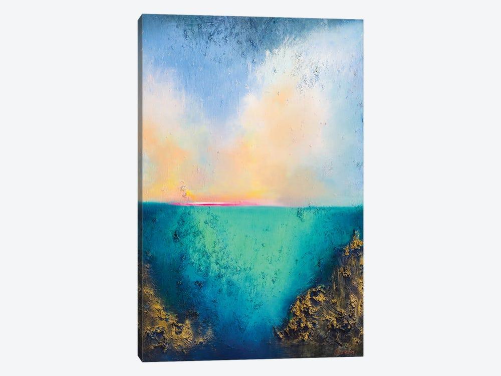 From The Deep I by Larissa Uvarova 1-piece Canvas Artwork
