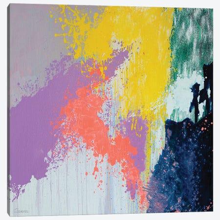 Mix My Desires I Canvas Print #LUV13} by Larissa Uvarova Canvas Artwork