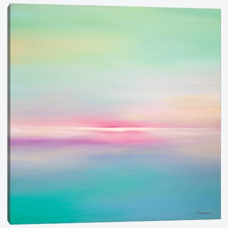 You Are My Tenderness Canvas Print #LUV18} by Larissa Uvarova Canvas Wall Art