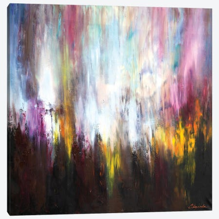 And All The World Is Not Enough Canvas Print #LUV19} by Larissa Uvarova Canvas Wall Art