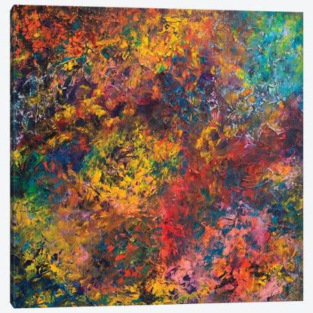 Taste Of Life Canvas Print #LUV20} by Larissa Uvarova Canvas Art Print