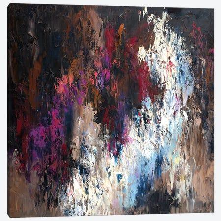 Rain Melody Canvas Print #LUV21} by Larissa Uvarova Canvas Art Print