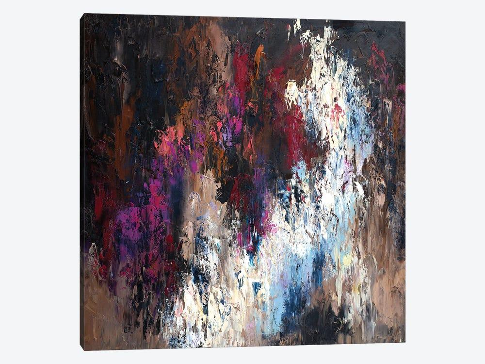 Rain Melody by Larissa Uvarova 1-piece Canvas Wall Art
