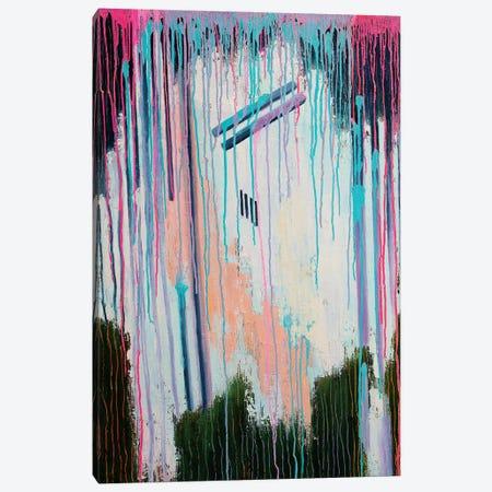 My Thoughts Move Through Your Body Canvas Print #LUV23} by Larissa Uvarova Art Print
