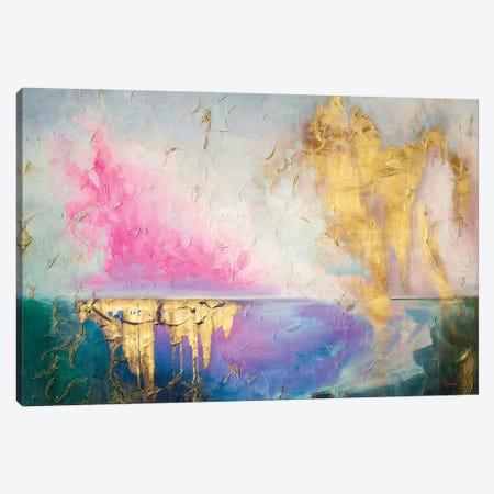 You Are My Sunshine Canvas Print #LUV24} by Larissa Uvarova Canvas Art