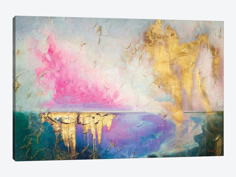 You Are My Sunshine by Larissa Uvarova 1-piece Canvas Art Print