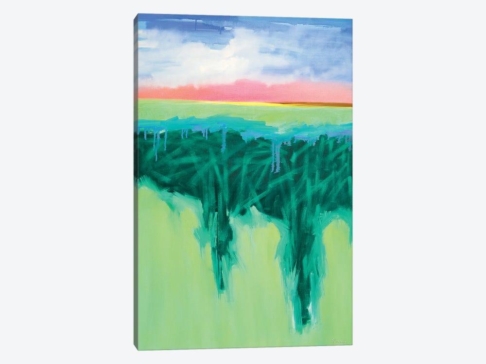 From The Deep IV by Larissa Uvarova 1-piece Canvas Art