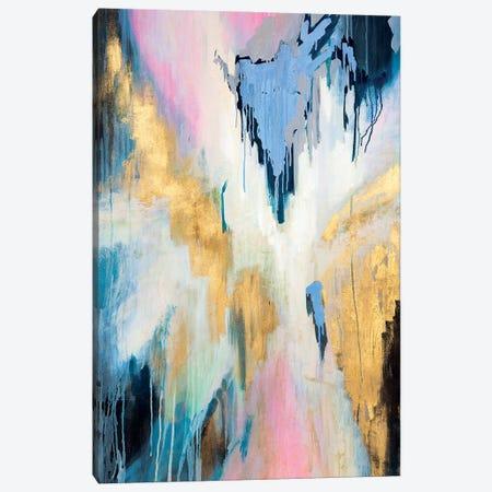 Plunging Into Our Dreams Canvas Print #LUV27} by Larissa Uvarova Canvas Art
