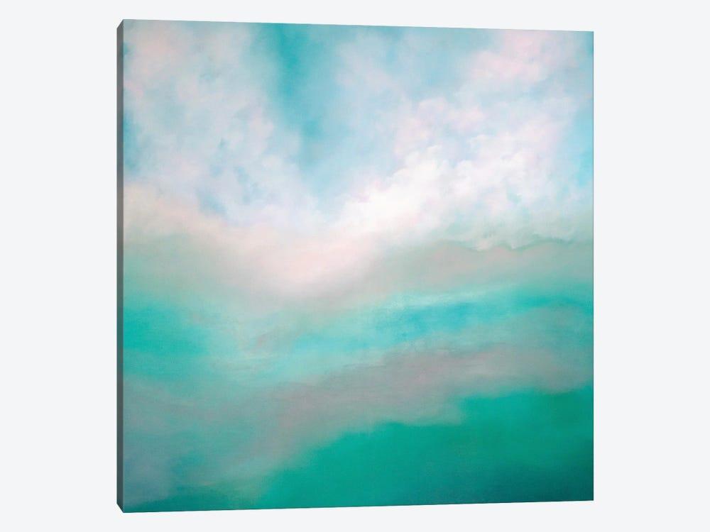 Deep Inside I by Larissa Uvarova 1-piece Canvas Art Print