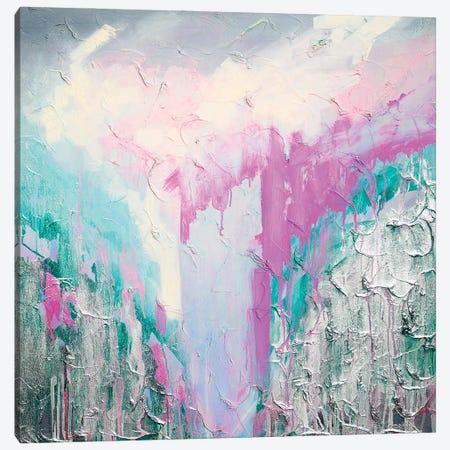 Pure Deep Canvas Print #LUV31} by Larissa Uvarova Canvas Wall Art
