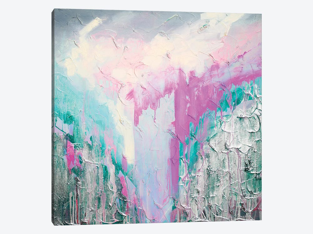Pure Deep by Larissa Uvarova 1-piece Canvas Print