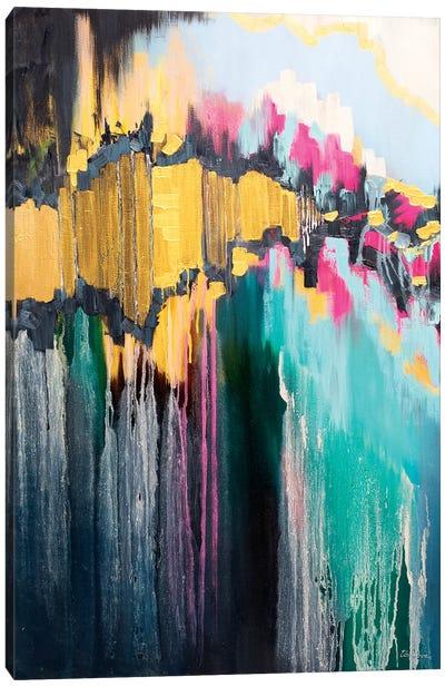 Love Max Point Canvas Art Print