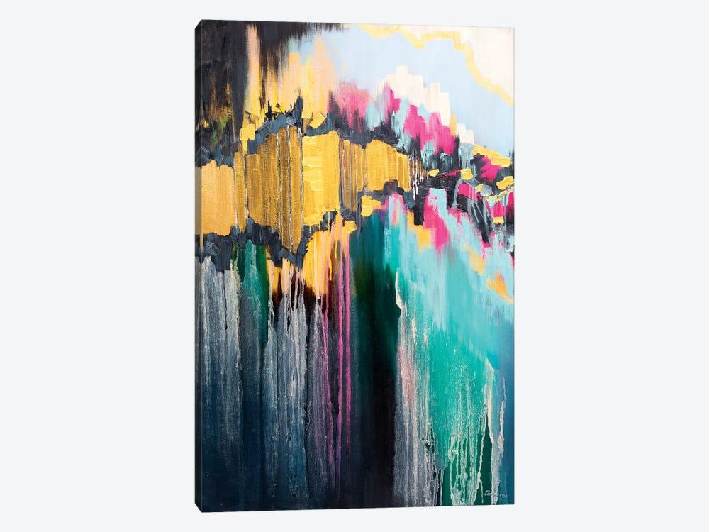 Love Max Point by Larissa Uvarova 1-piece Canvas Wall Art