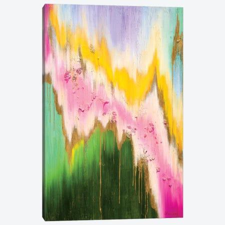 I Love You Spring Canvas Print #LUV35} by Larissa Uvarova Canvas Print