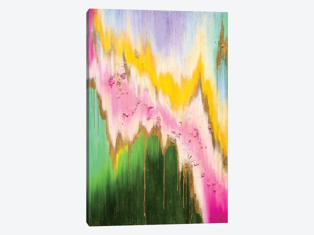 I Love You Spring by Larissa Uvarova 1-piece Art Print