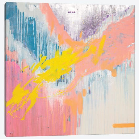 Mix My Desires III Canvas Print #LUV37} by Larissa Uvarova Canvas Print