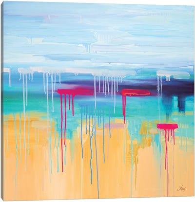 Cote D'Azur Canvas Art Print