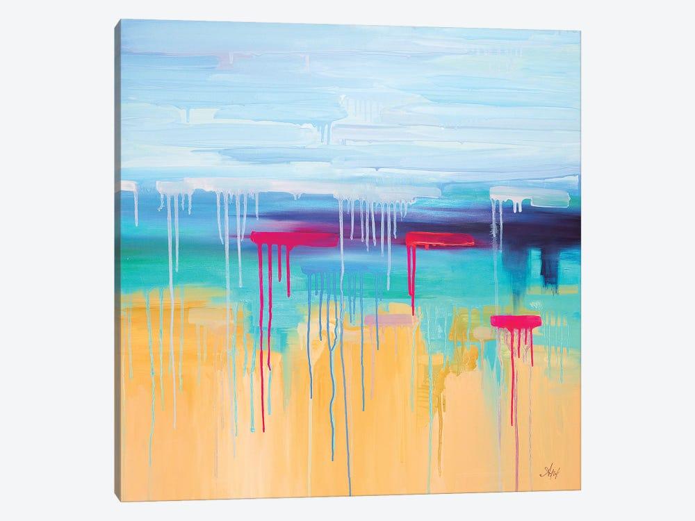 Cote D'Azur by Larissa Uvarova 1-piece Canvas Wall Art
