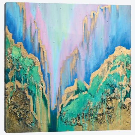 From The Deep VI Canvas Print #LUV44} by Larissa Uvarova Canvas Wall Art