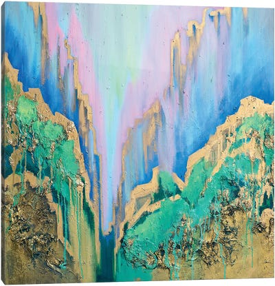 From The Deep VI Canvas Art Print