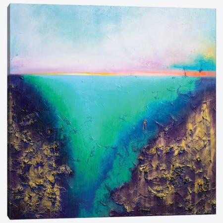 From The Deep VII Canvas Print #LUV45} by Larissa Uvarova Canvas Art